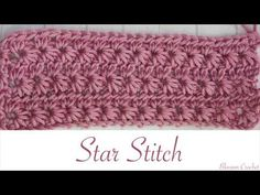 663493a5fb0 26 Best crochet star stitch images