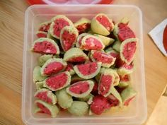 dinnye süti Cottage Cheese, Tea Time, Jelly, Deserts, Dessert Recipes, Pie, Sweets, Cookies, Fruit