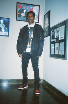 Hiphop, Asap Rocky Outfits, Asap Rocky Wallpaper, Asap Rocky Fashion, Lord Pretty Flacko, Boy Fashion, Mens Fashion, Fashion Killa, Herren Outfit