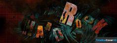 Vintage Hard Rock Music Facebook Cover Timeline Banner For Fb Facebook Cover