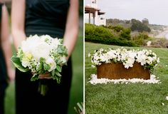 Santa Barbara's Bacara Resort & Spa. Photos: Tanya Lippert Photography. Florals: Adorations Botanical Artistry.