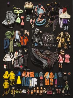 How Laika's Costume Designer Dresses Tiny Puppets for the Big Screen Coraline Doll, Coraline Jones, Tim Burton Art, Tim Burton Style, Coraline Aesthetic, Laika Studios, Kubo And The Two Strings, Japanese Prints, Animation Film