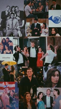 how i meet your mother - Trendy Wallpaper, New Wallpaper, Barney And Robin, Thats 70 Show, How Met Your Mother, Best Sitcoms Ever, Ted Mosby, Himym, Friends Tv Show