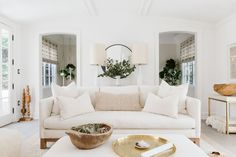 A home tour and interview with Erin Fetherston, designer and mother living in West Hollywood.