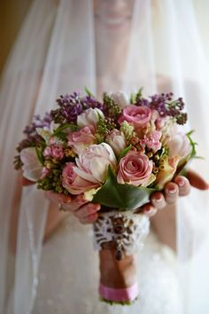 Букет невесты : Эко-рустик фото : 5 идей 2017 года на Невеста.info