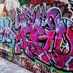 grafitti IAC Inspiration