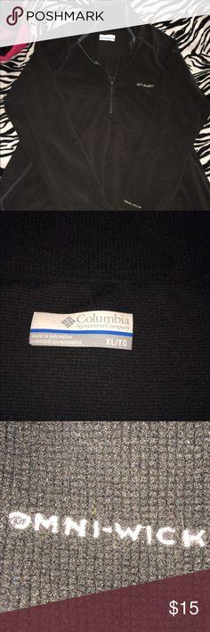 Columbia pull-over Great condition. Smoke/pet free home. Light use. Columbia Tops Sweatshirts & Hoodies