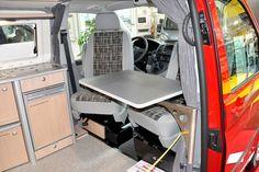 VW T5 auf dem Caravan Salon 2014: Die Campingvarianten des Multitalents - AUTO MOTOR UND SPORT