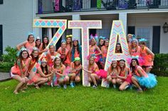 go big   sorority letters! Gotta get some for Gamma Sig pics!!!