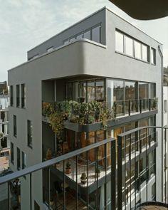 "Projekt ""Mehrfamilienhäuser Berlin""...competitionline"