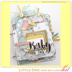 Little One Baby Boy Album