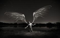 fallen angel by Thomas F, via 500px
