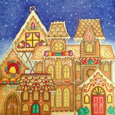 #johannaschristmas #magicaljungle #enchantedforest #secretgarden #lostocean #johannabasford #adultcoloring #christmascoloring