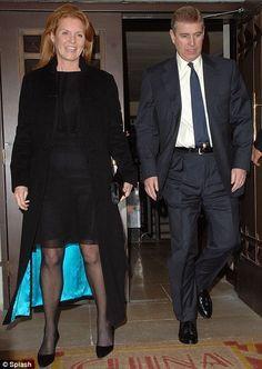 Andrew & Fergie