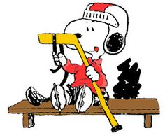 Snoopy plays hockey, too. – Christina Knapp Snoopy plays hockey, too. Snoopy plays hockey, too. Flyers Hockey, Hockey Memes, Blackhawks Hockey, Funny Hockey, Chicago Blackhawks, Hockey Players, Hockey Pictures, Snoopy Pictures, Peanuts Gang