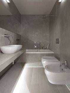 resine parete bagno