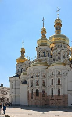 Dormition Cathedral, Kieve, Ukraine