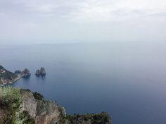 Capri Island, Explore, Landscape, Water, Travel, Outdoor, Water Water, Aqua, Viajes