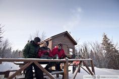 Plaisirs d'hiver - Photo: Hugo Lacroix