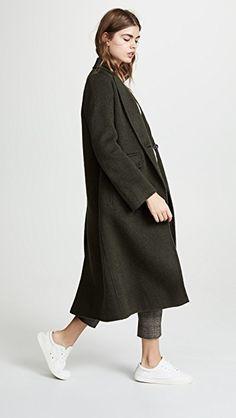 59f41b3eb37 Vince Long Coat