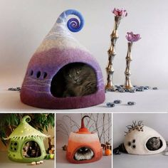 GREAT IDEA for PM  Cat Cave