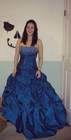 Grad dress :)
