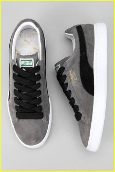wholesale dealer 6d1f5 b0464 A Quick Guide To Choosing A New Pair Of Sneakers – Sneakers City. Black SneakersMens  Puma ...