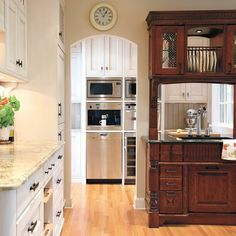Photo: Janis Nicolay | thisoldhouse.com | from Old-World Kitchen, Gracious New Fit