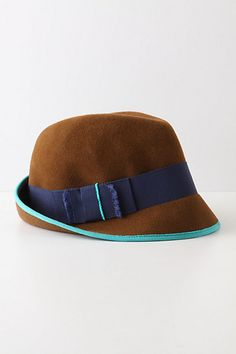 Perimeter Flash Fedora from Anthropologie.