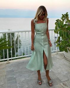 Simple Dresses, Pretty Dresses, Beautiful Dresses, Casual Dresses, Summer Dresses, Classy Outfits, Trendy Outfits, Dress Outfits, Fashion Dresses
