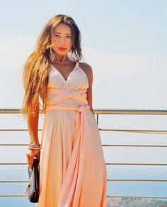 New post on my blog!! http://nekane2020.blogs.elle.es #fashion #maxidress…