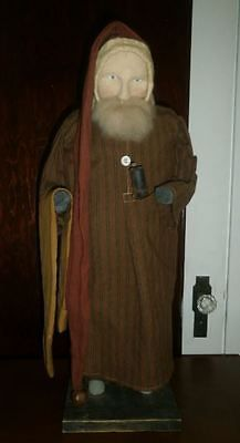 ARNETTS-COUNTRY-STORE-ARTIST-STACEE-DROIT-PRIMITIVE-SANTA-WITH-STOCKING-CANDLE