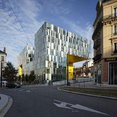 Gallery - CITE DES AFFAIRES IN SAINT-ETIENNE / Manuelle Gautrand Architecture - 5