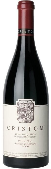 Top #wine selection >>> Cristom, Pinot Noir 'Jessie', Willamette Valley, Oregon, USA...Follow us on Twitter @TopWinePics