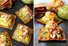 One-Bite Appetizers are perfect for your football party!