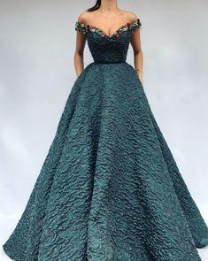 Mandalay Embel TMD Gown – Teuta Matoshi Duriqi™