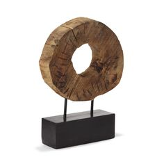 Objet d coratif lumineux leds 40x45cm gris et les objets d coratifs v - Objet decoratif salon ...