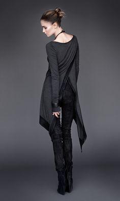 "ninjashyme: "" Gorgeous sweater! The Evolution by Urban Zen """