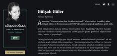 """Gülşah Güler Komiser Yardımcısı  Annesine, """"Kızının adını tüm Kırıkhan duyacak"""" diyerek Özel Harekâtçı olan Gülşah Güler, 15 Temmuz gecesi FETÖ'cü hainlerin yaptığı saldırıyla şehit oldu."""