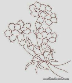 Wonderful Ribbon Embroidery Flowers by Hand Ideas. Enchanting Ribbon Embroidery Flowers by Hand Ideas. Diy Embroidery Flowers, Simple Embroidery, Paper Embroidery, Embroidery Patterns Free, Learn Embroidery, Silk Ribbon Embroidery, Hand Embroidery Designs, Vintage Embroidery, Machine Embroidery
