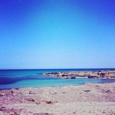 Vendicari Natural Reserve - San Lorenzo Beach Sicily