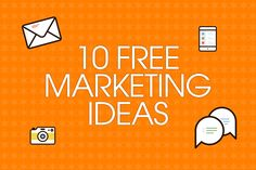10 free marketing ideas for small businesses - Talented Ladies Club