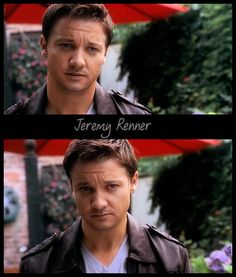 Jeremy Renner .........any one know what movie this is  if it is a movie