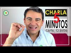 Charla de seguridad de 5 minutos - YouTube