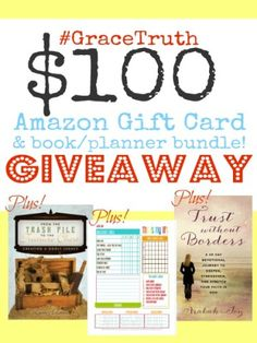 Grace Truth giveaway!