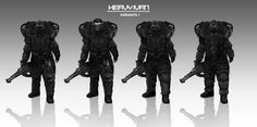 ArtStation - Heavy Ivan Concepts, Maik Beiersdorf