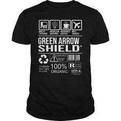((Top Tshirt Design) Awesome Tee For Green Arrow Shield [Tshirt Best Selling] Hoodies, Funny Tee Shirts