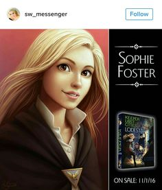 Sophie Foster art. Keeper of the lost cities Lodestar. (Not my art. All credits go to the rightful owner.)