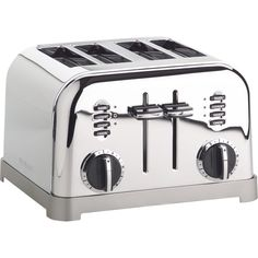 Cuisinart® Classic 4-Slice Toaster -- HAVE