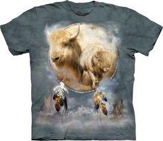 Protección del buffalo blanco. #3204